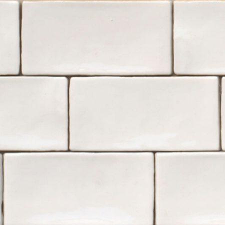 חיפויים לבנים בריקים-7.5-על-15 ענבל אריחים מצוירים