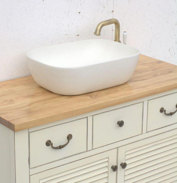 כיור אמבטיה מט מלבני
