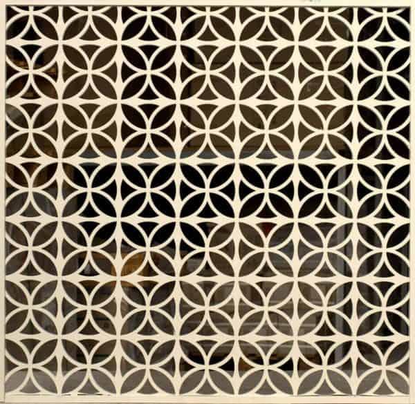 משרביה מעץ דגם מיורקה