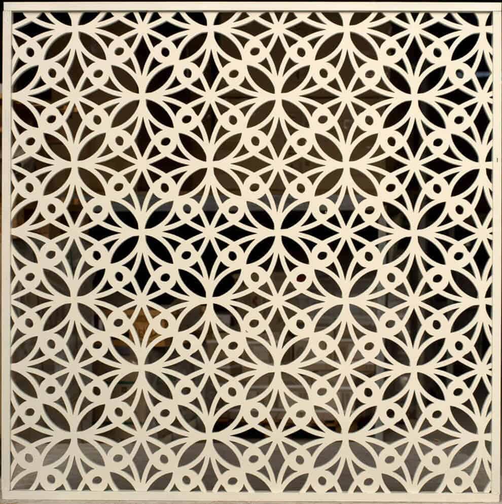 משרביה עץ דגם מאוי ענבל אריחים מצוירים