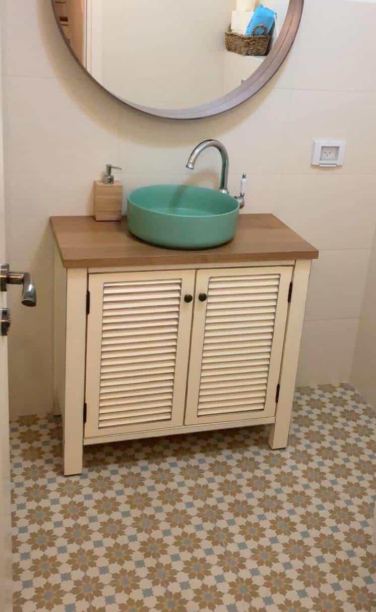 ארוןאמבטיה כפרי