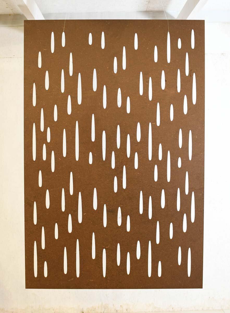 משרביה מעץ דקו דגם monsoon outdeco panels