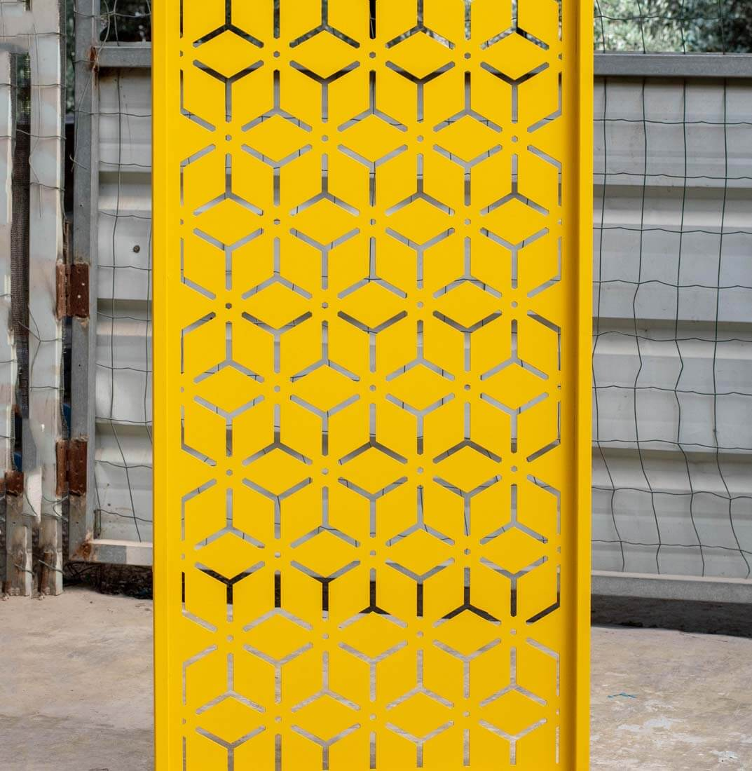 משרביה בצבע צהוב