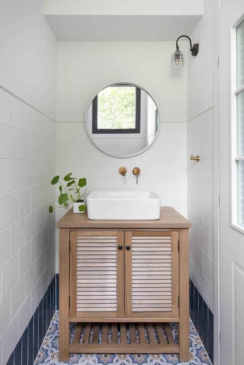 ארון אמבטיה רוחב 80